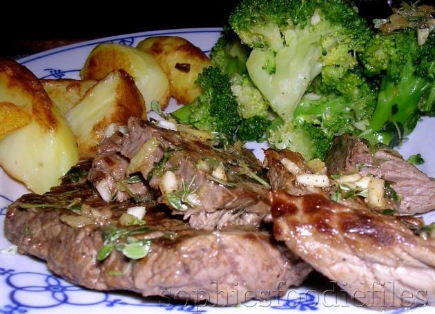 A different steak!