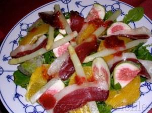 A sexy salad!