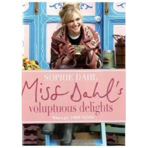 Sophie Dahl's cookbook!