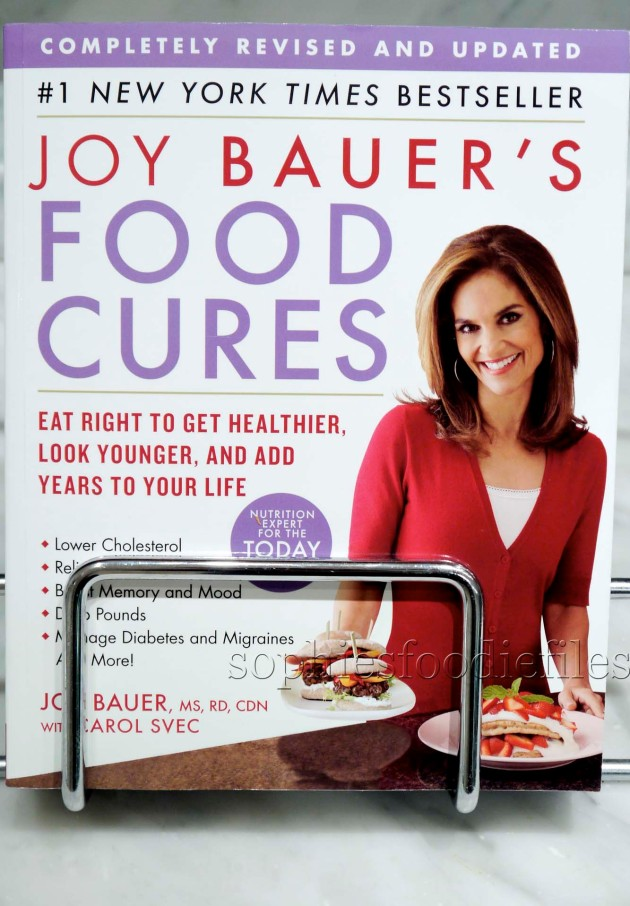 One of the best nutrition books that I have!