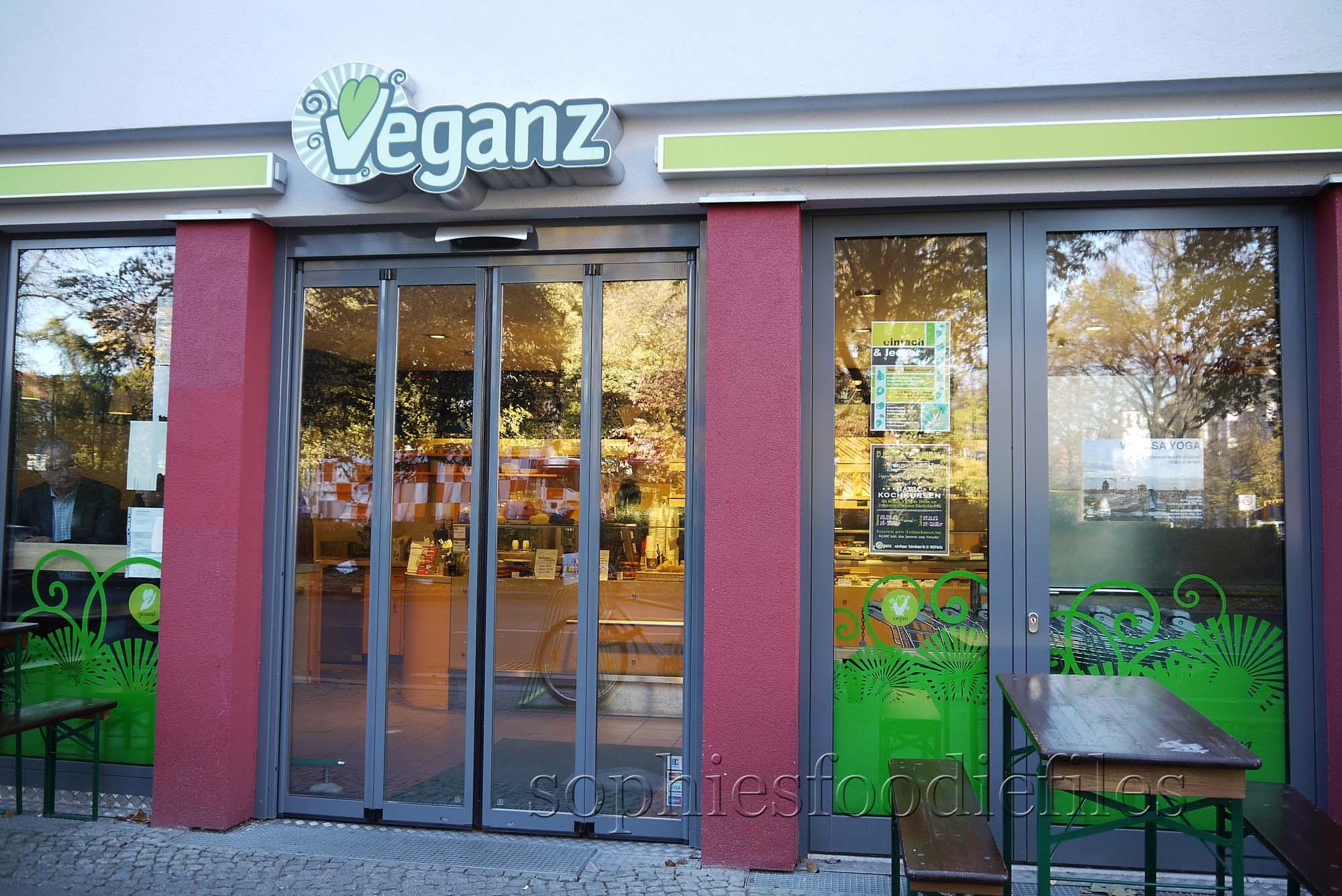 Travelling Sophie: Berlin part 4! All vegan! – Sophie\'s Foodie Files