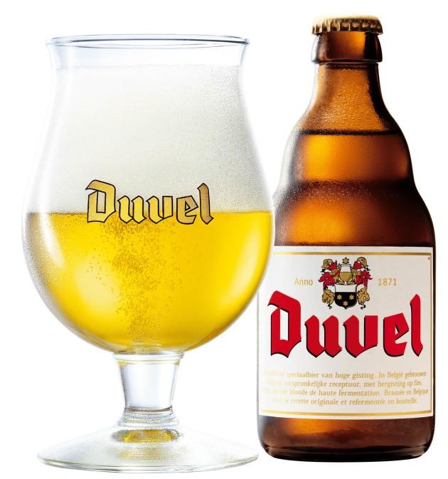 Duvel Beer!