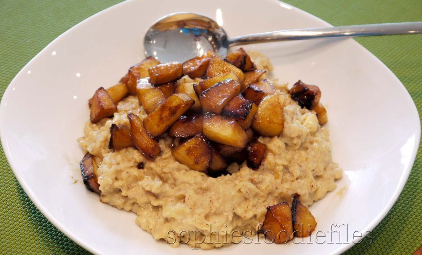 A divine GF & vegan breakfast! Yummy too!