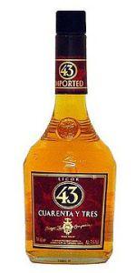Liqueur Licor 43!