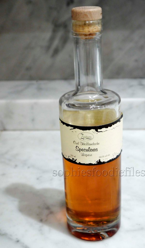 My favourite Speculoos Liqueur!