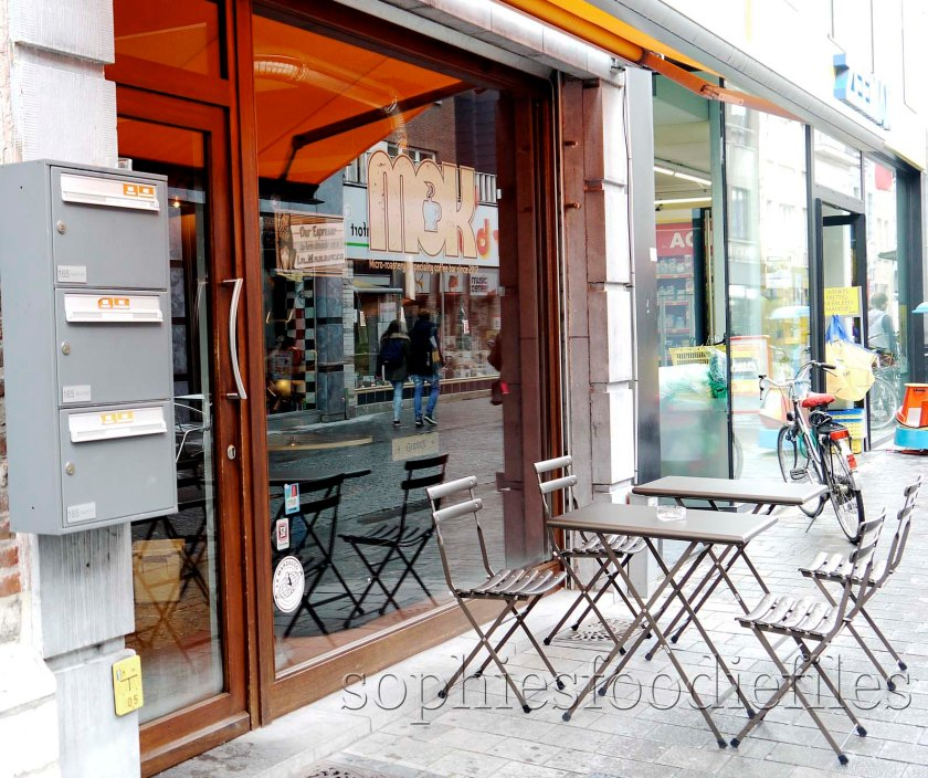 Mok Leuven: A tiny Micro-roasterie since 1992 & a cofeebar too!