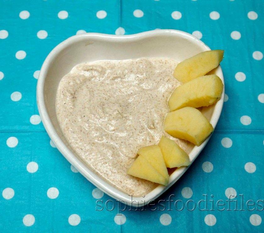 Vegan delicious vanilla almond cream!