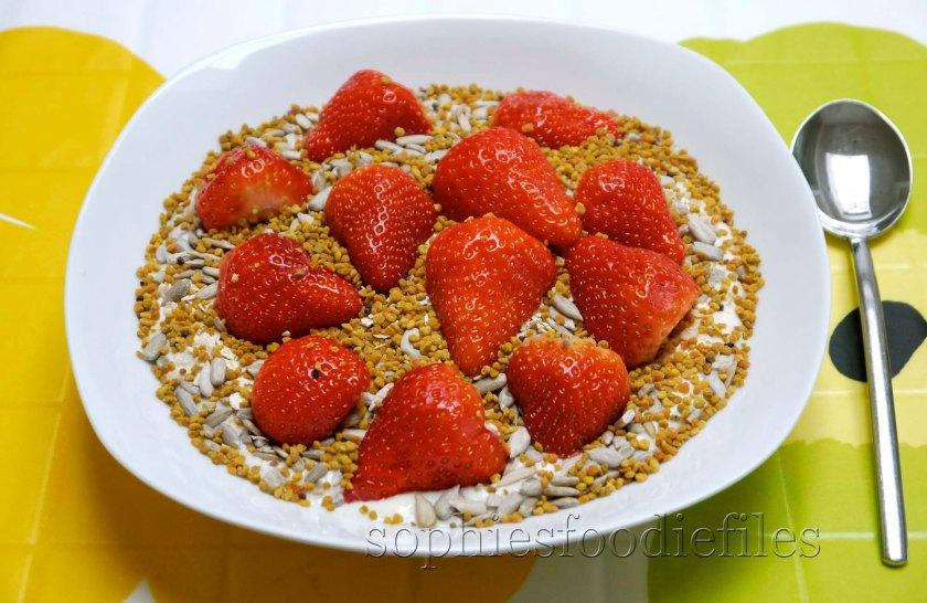 MMM! A power Vegan & Gluten-free breakfast!