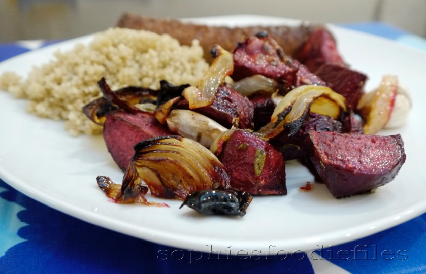 A vegan Gluten-free top side dish!