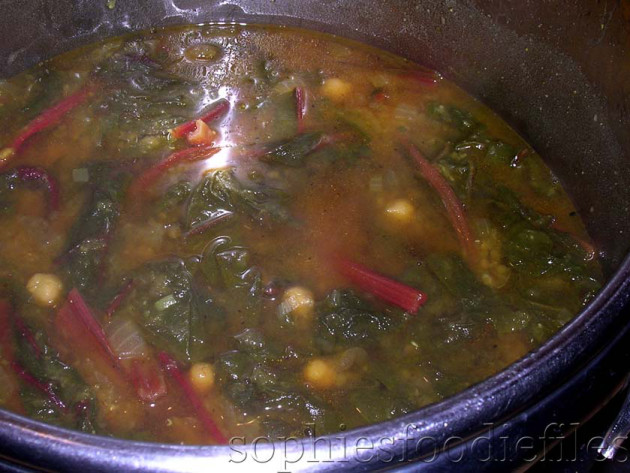 A Delicious Vegan Gluten-Free filling soup!