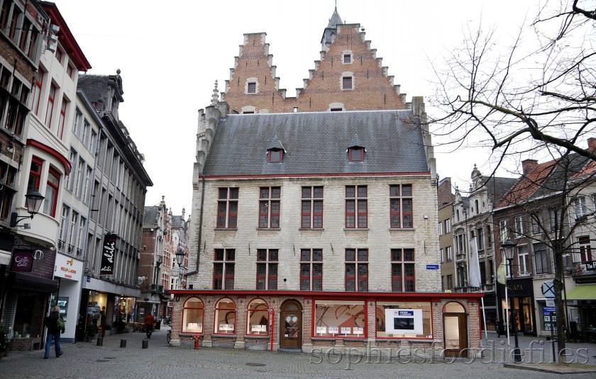 Het Schepenhuis, city museum!