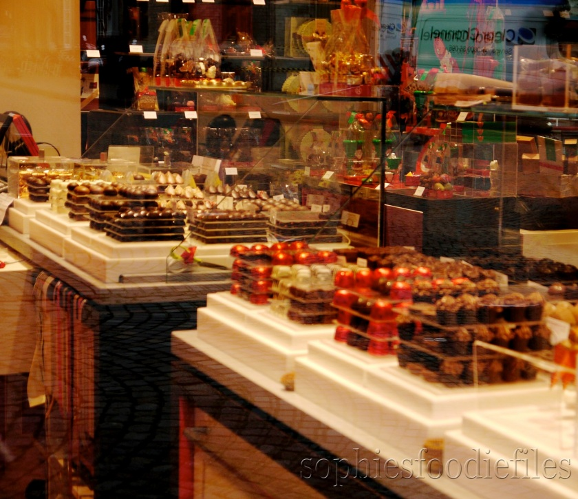 Tasty chocolates = pralines like we call them!