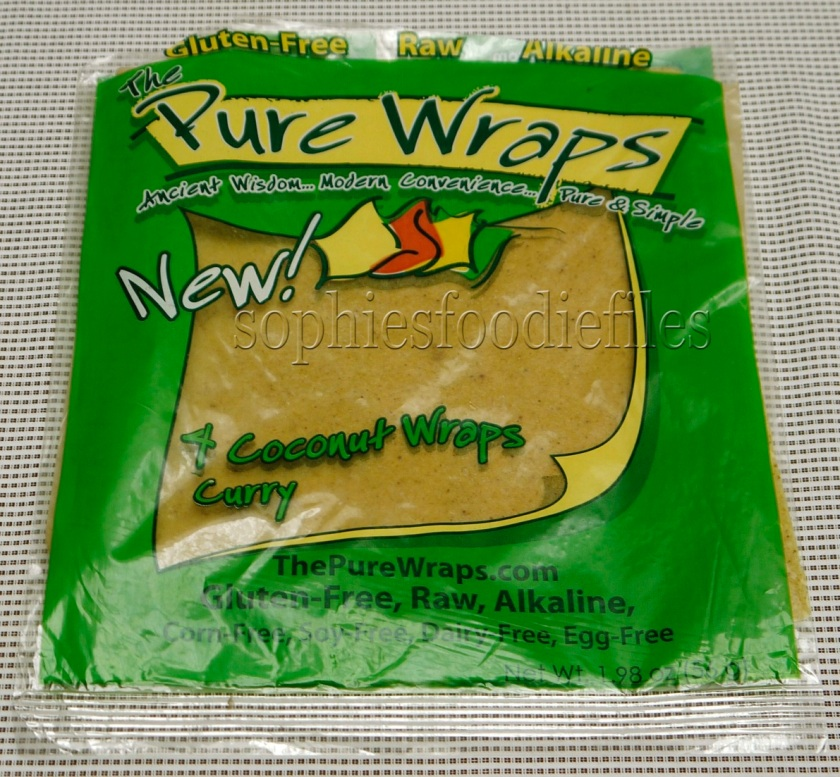 The Pure Wraps! The best ever Raw wraps!