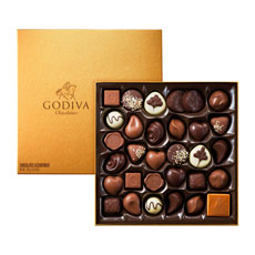 34 chocolates for 35.15€!