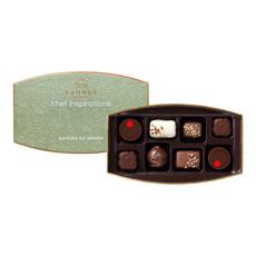 8 chocolates for 14.50€!