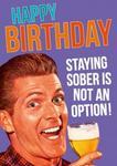 A lovely Birthday card!