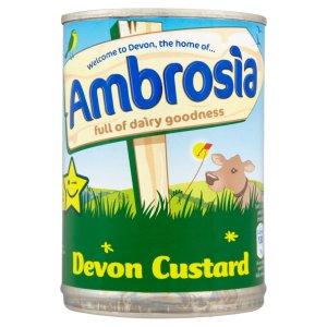 My favorite English custard!