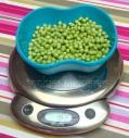 Fresh podded peas