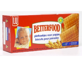 Betterfood dry cookies