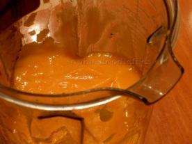 Vitamixed pumpkin purée!