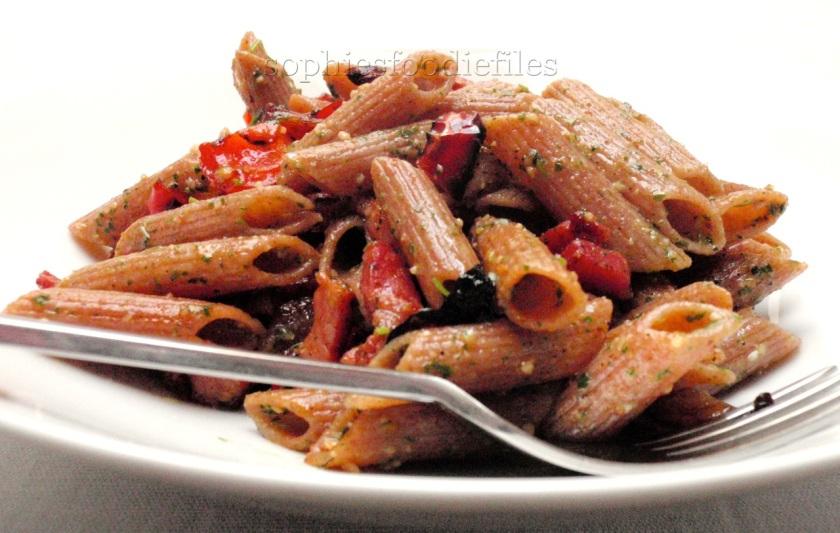 A divine pasta dinner!