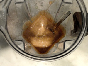 Thick healthy pancake batter!