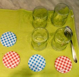 Sterilized jars & lids!