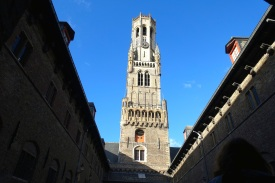 The famous belfry tower!