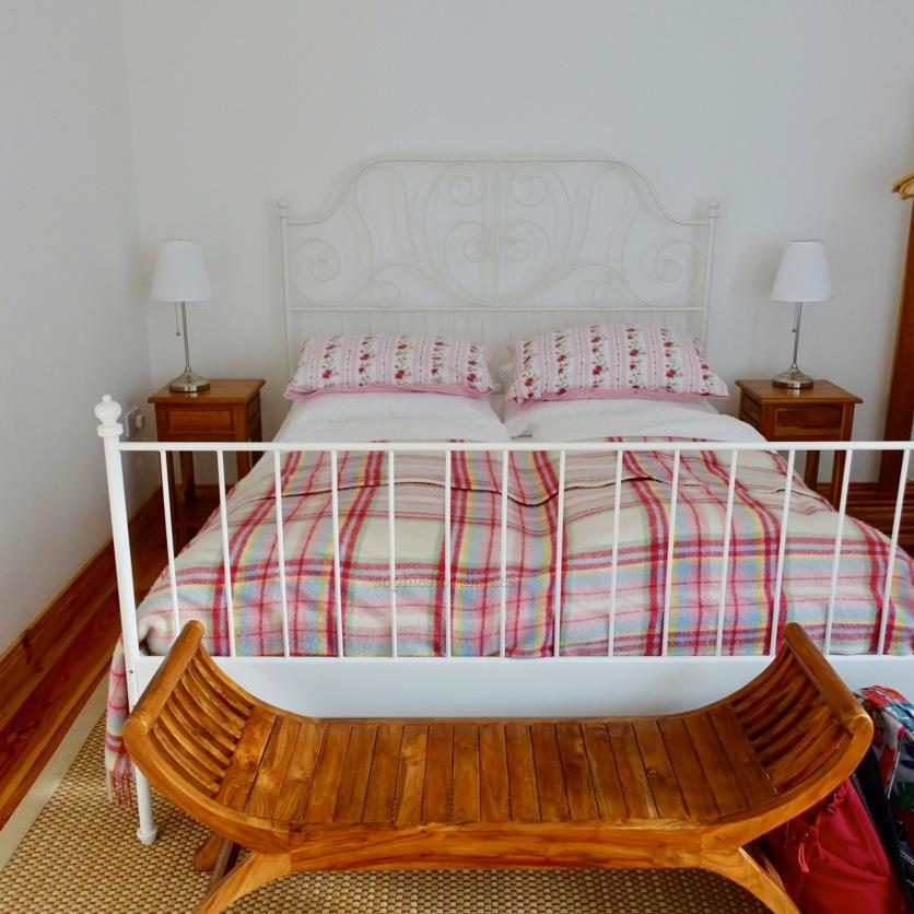 Cosy bed!
