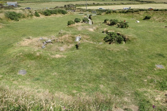 The old ringfort