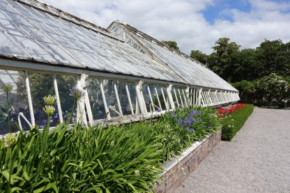 One of many conservatories!