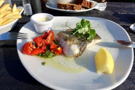 Delicious turbot!